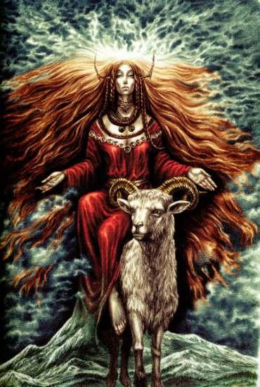 mari goddess